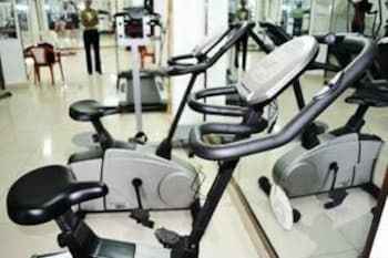 Fitness Facility, New Mwanza Hotel