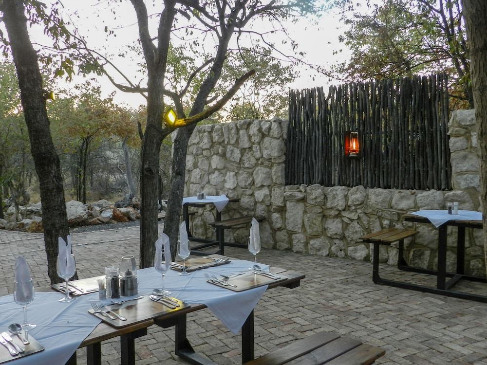 Terrace/Patio, Etosha Village