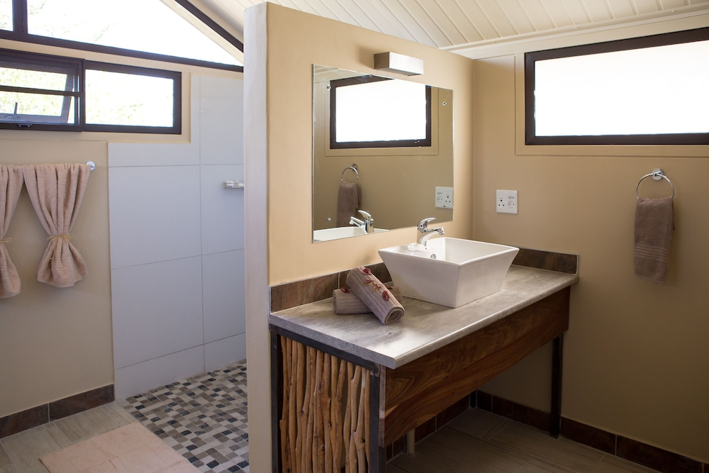 Bathroom, Etosha Village