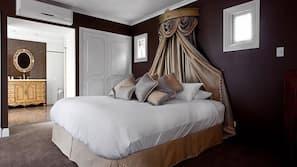 1 dormitorio, ropa de cama de alta calidad, minibar