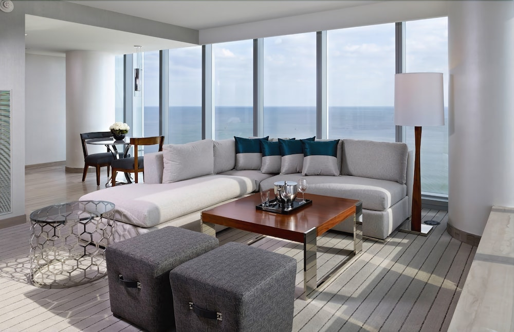 Living Room, Ocean Casino Resort