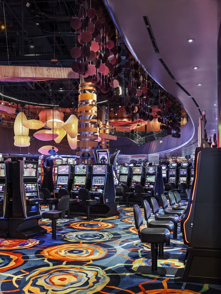 Interior, Ocean Casino Resort