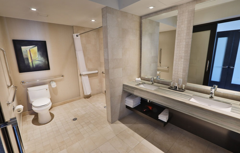 Bathroom, Ocean Casino Resort