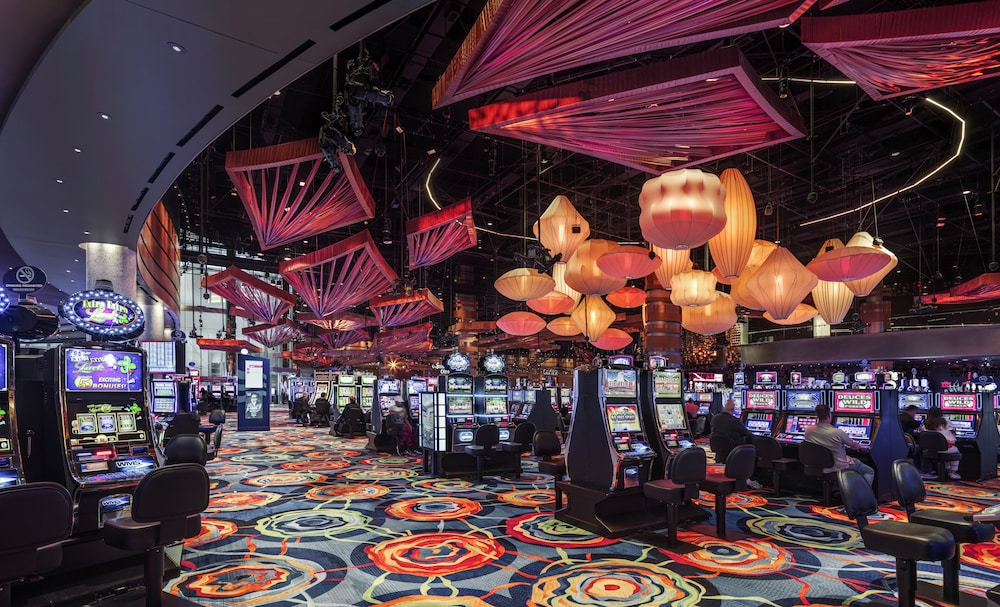 Interior Detail, Ocean Casino Resort