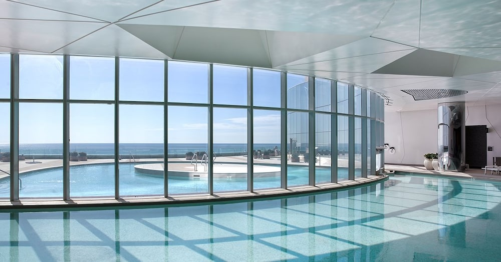 Indoor/Outdoor Pool, Ocean Casino Resort