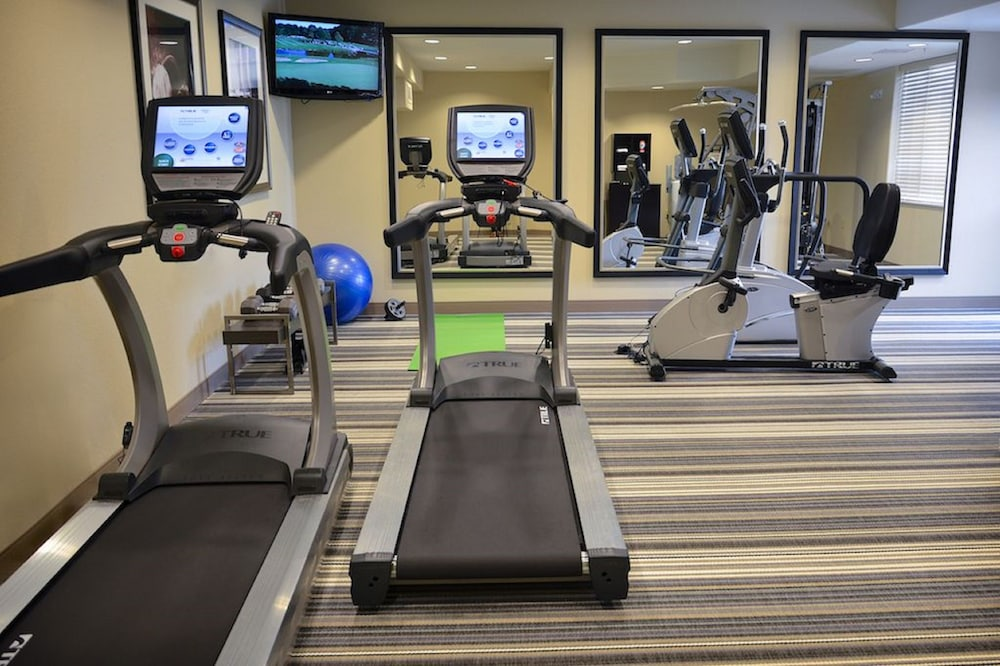 Fitness Facility, Candlewood Suites Denver Northeast - Brighton
