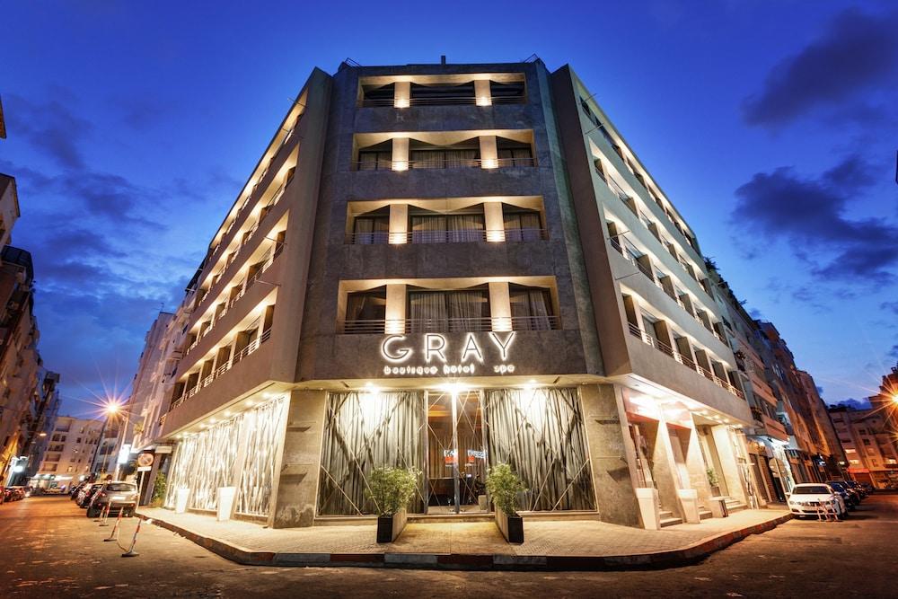 Gray Boutique Hotel And Spa Casablanca Morocco