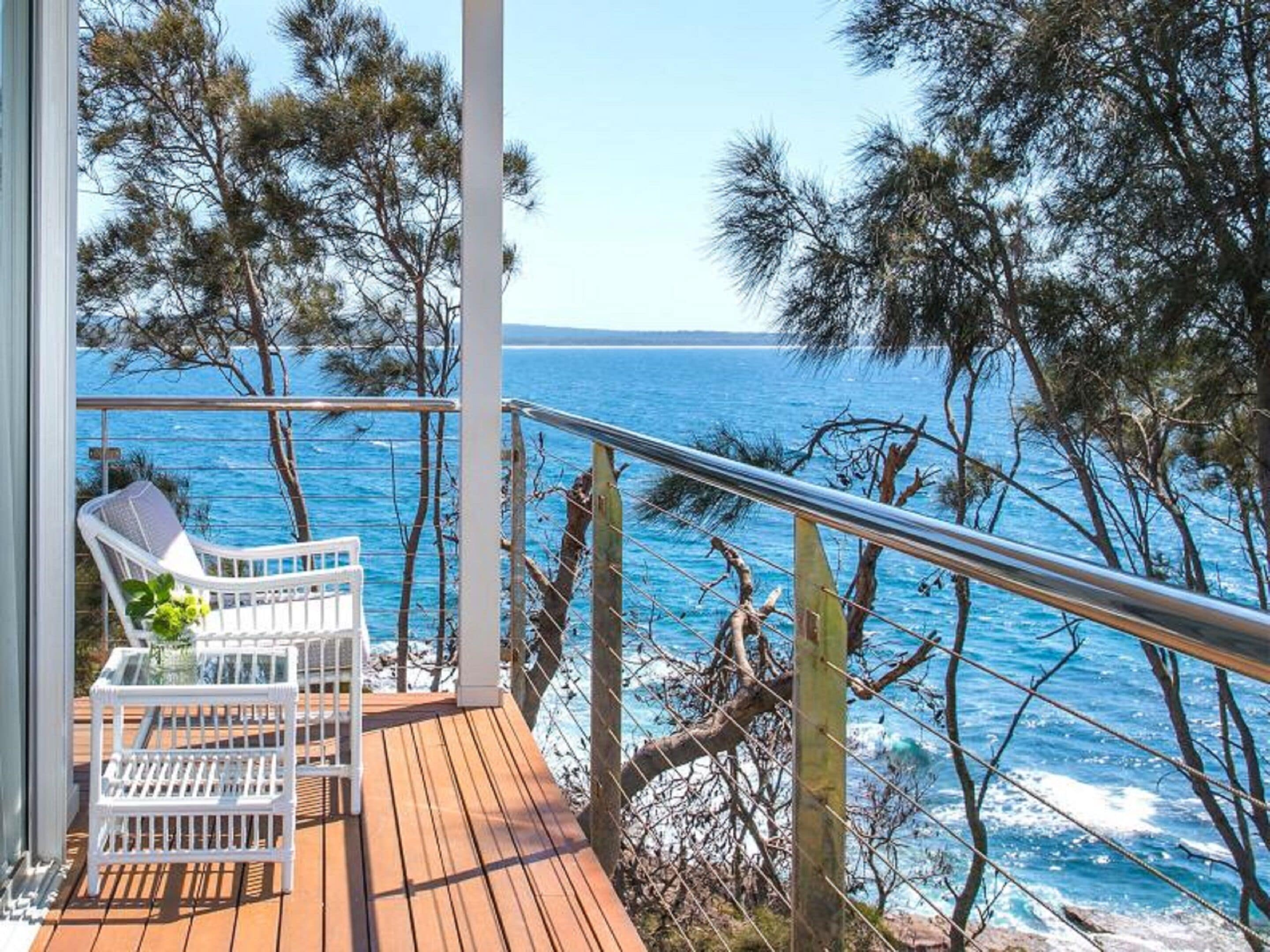Bannisters by the Sea Mollymook