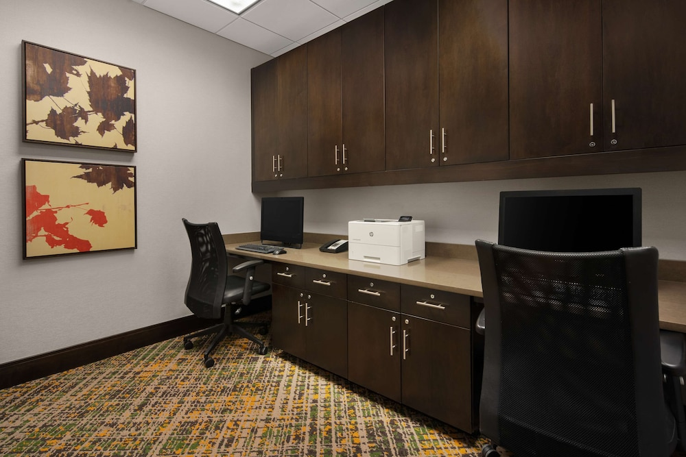 Business Center, Homewood Suites Springfield VA