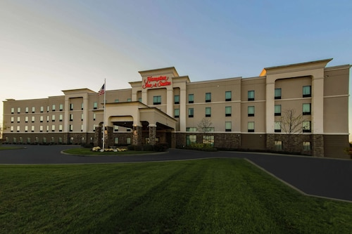 Hampton Inn & Suites Wheeling-The Highlands, WV