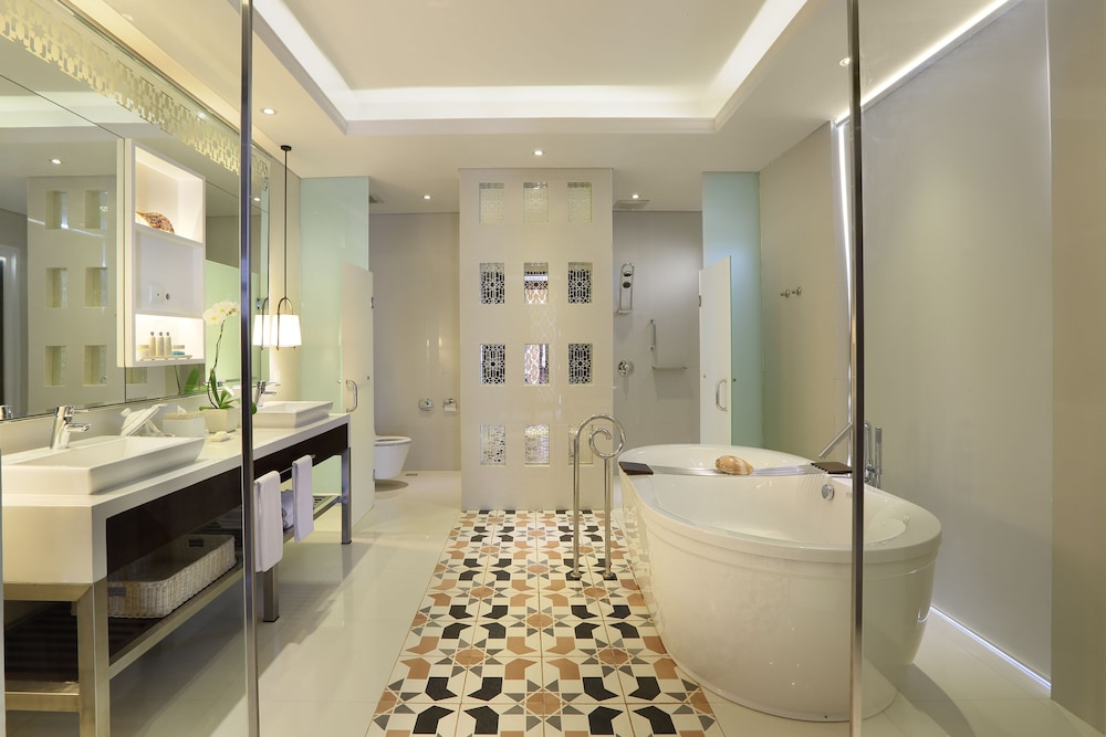 Bathroom, Samabe Bali Suites & Villas
