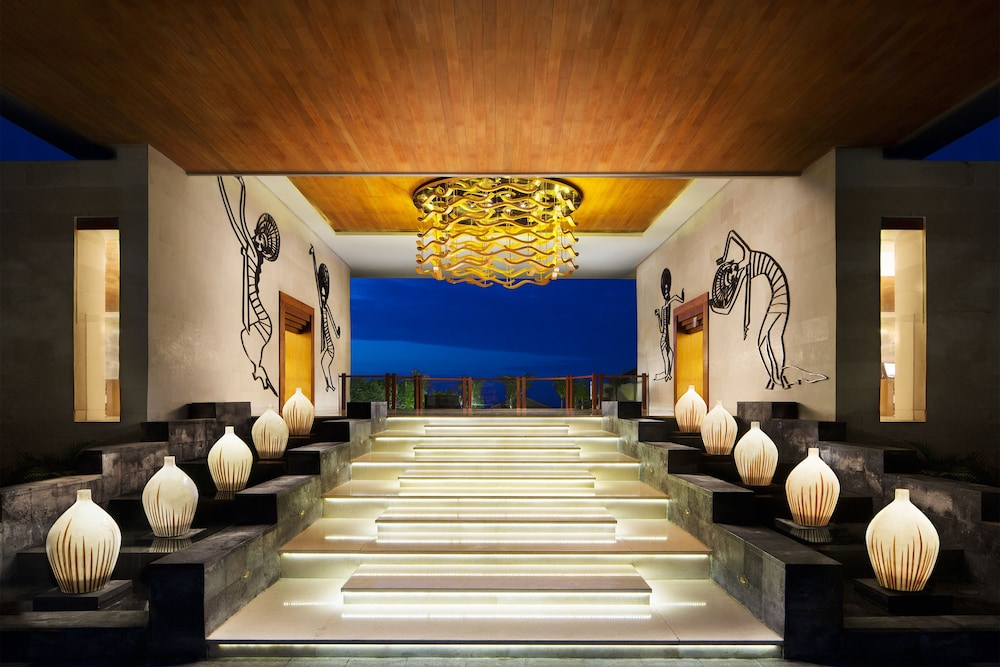 Interior Entrance, Samabe Bali Suites & Villas