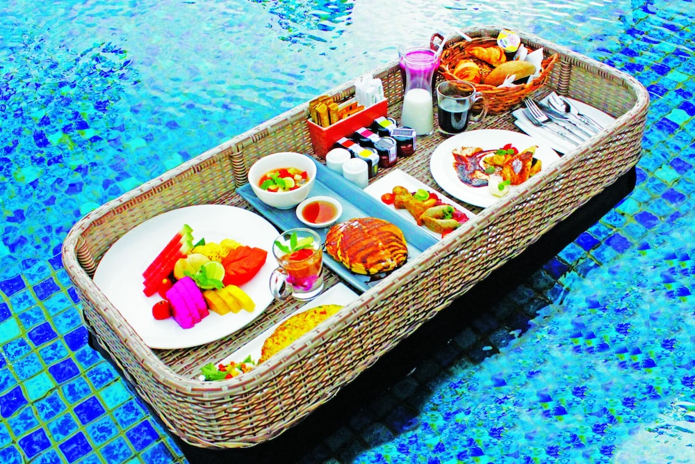 Breakfast Meal, Samabe Bali Suites & Villas
