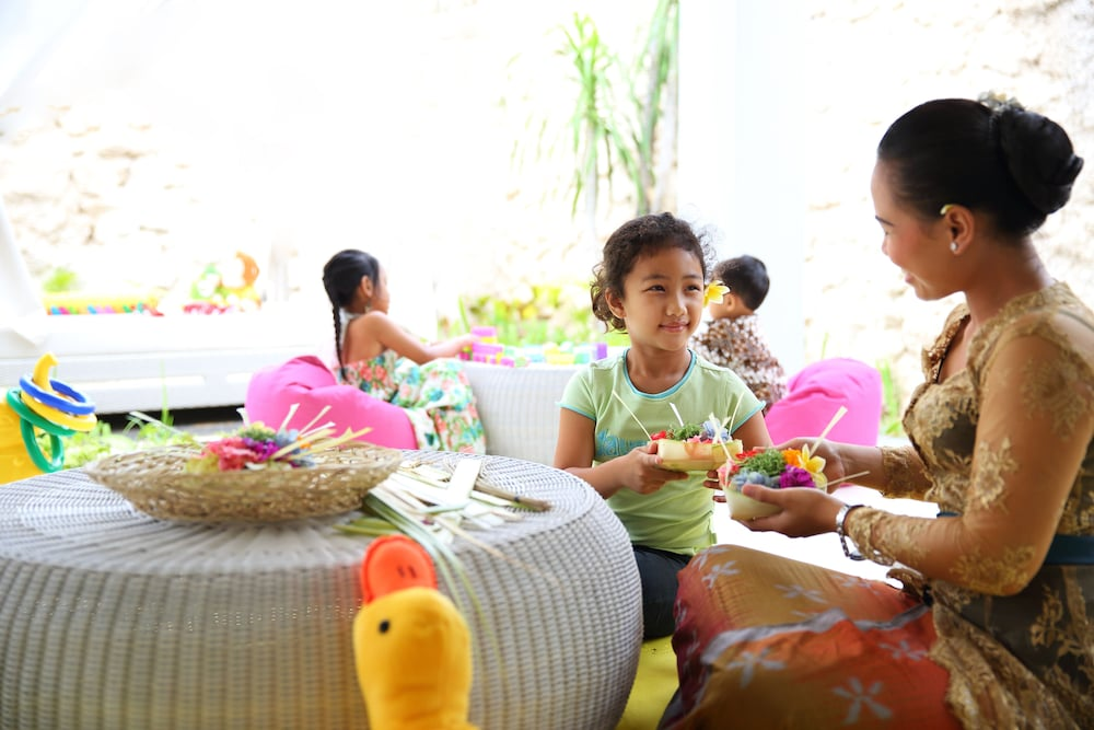 Children's Activities, Samabe Bali Suites & Villas