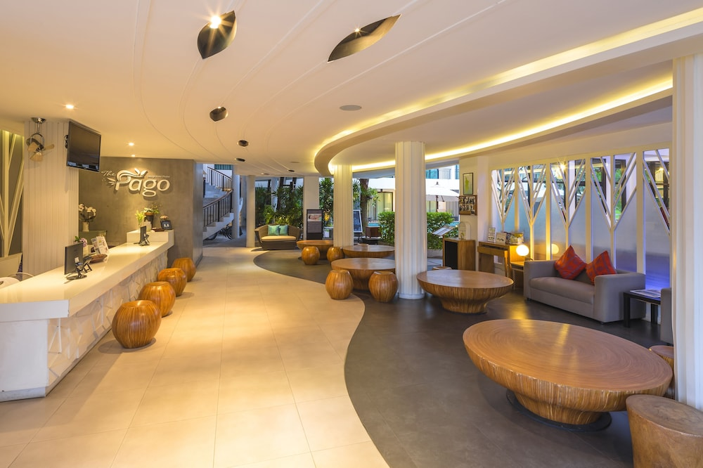 The pago design hotel phuket in ratsada hotel rates for Design hotel phuket