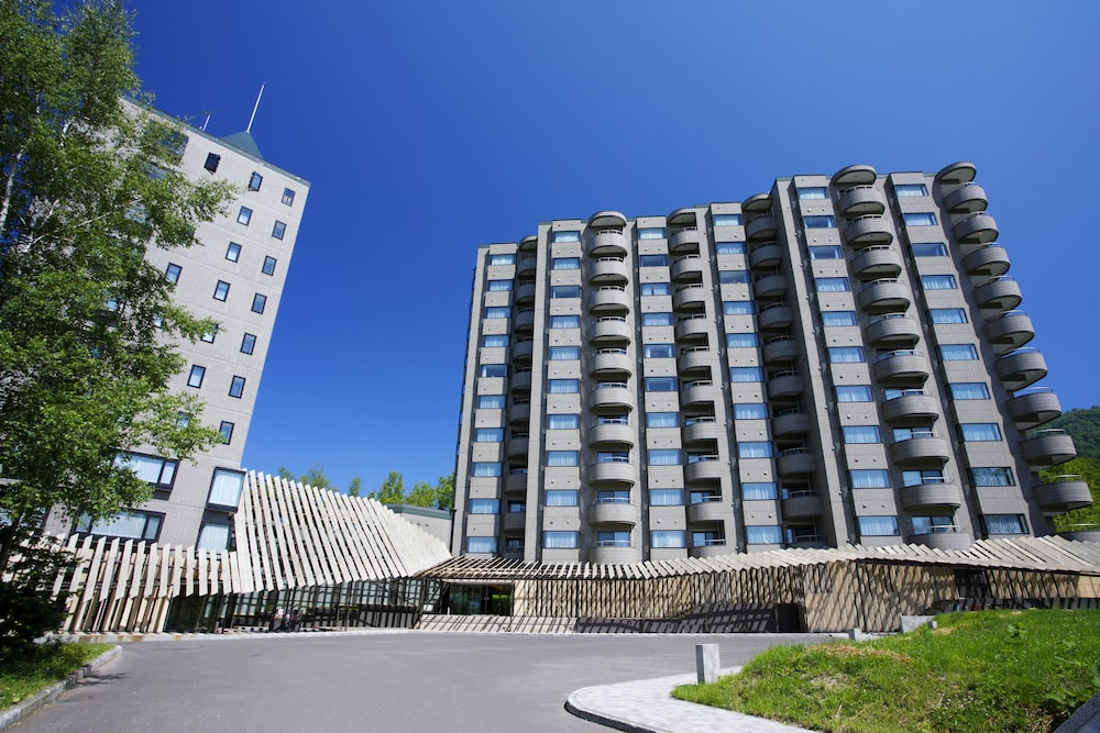 Front of Property, One Niseko Resort Towers