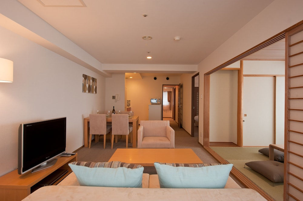 Living Area, One Niseko Resort Towers