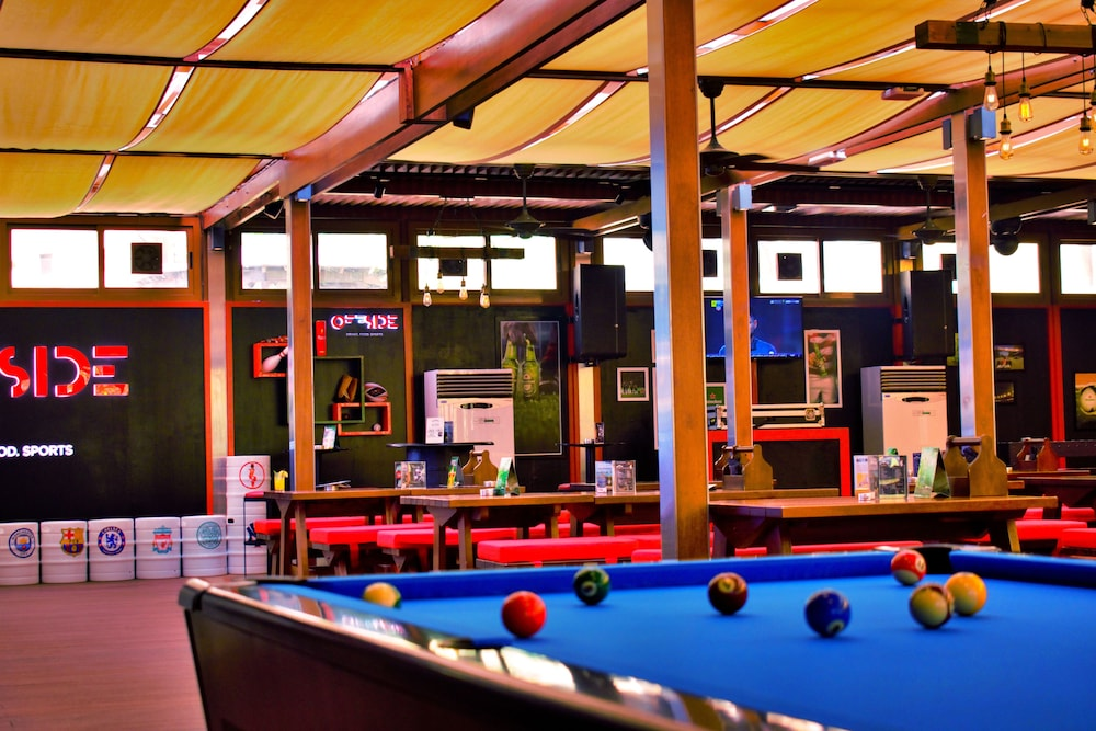 Billiards, JA Ocean View Hotel