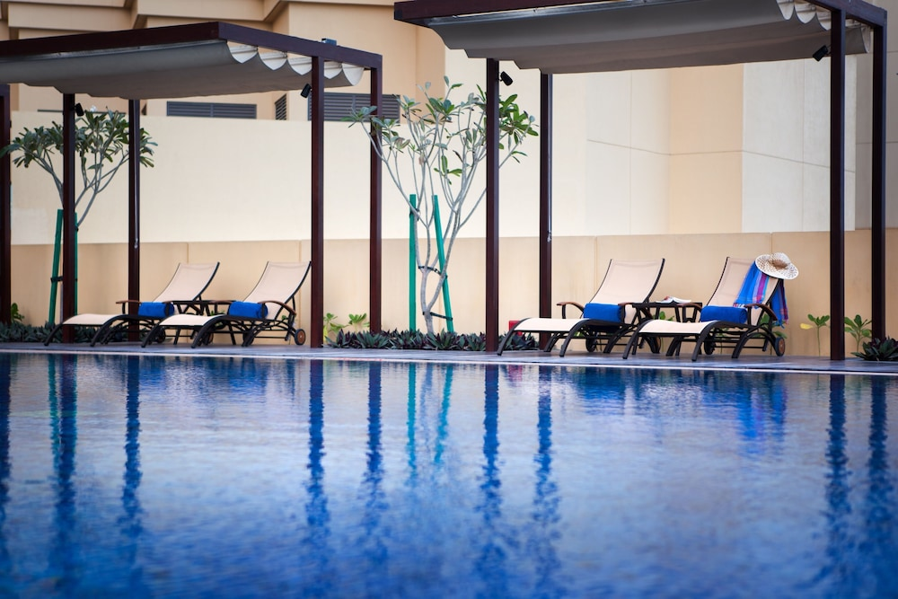 Outdoor Pool, JA Ocean View Hotel