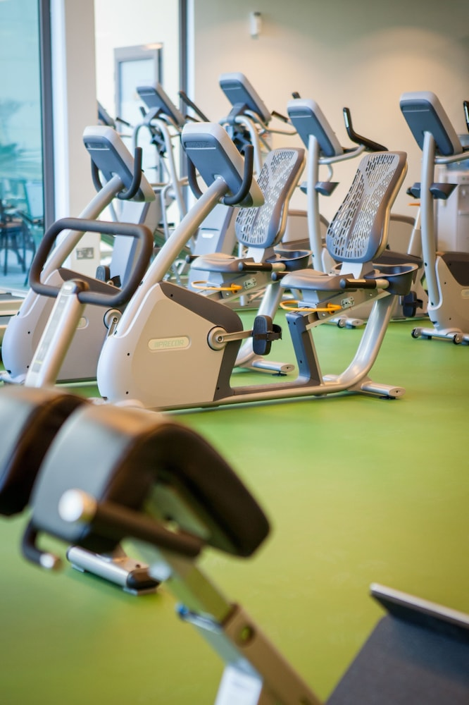 Gym, JA Ocean View Hotel
