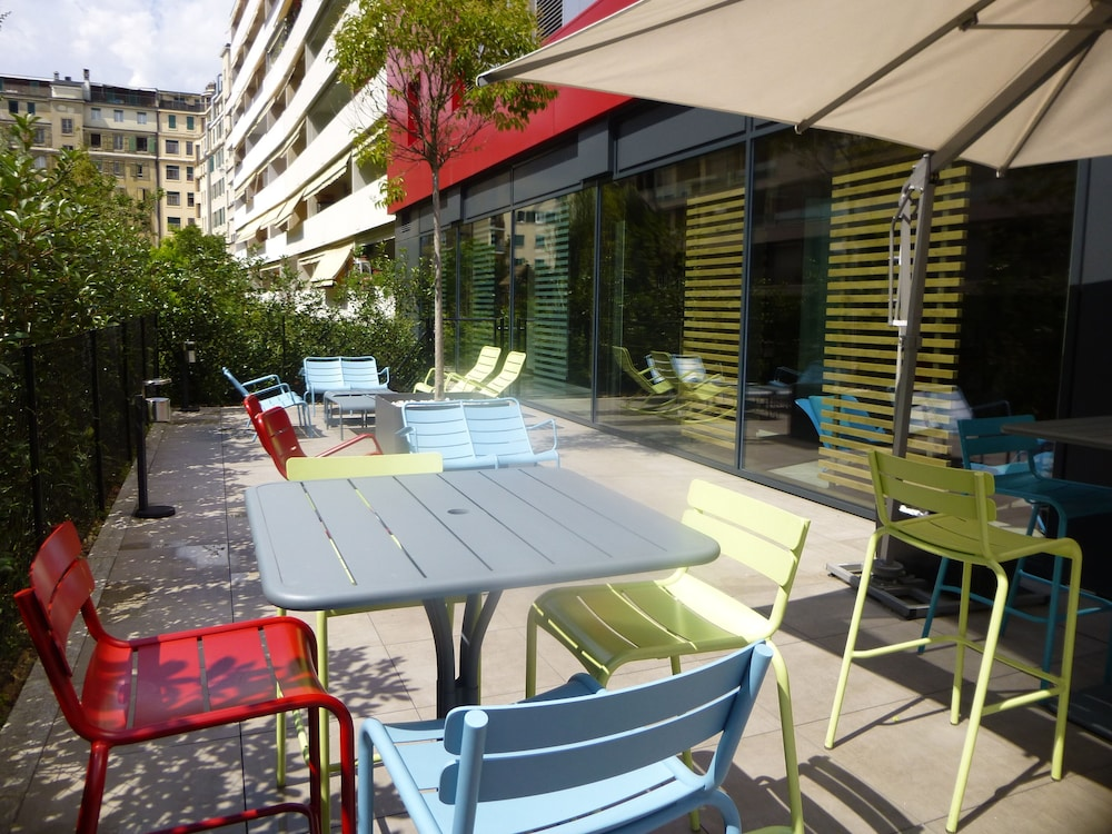 Terrace/Patio, ibis Geneve Centre Nations