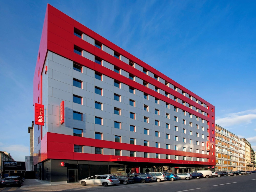 Exterior, ibis Geneve Centre Nations