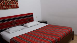 Egyptian cotton sheets, memory-foam beds, minibar, in-room safe