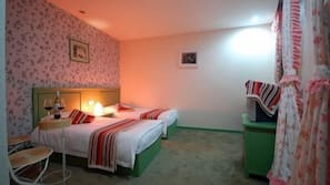 1 bedroom, in-room safe, free WiFi