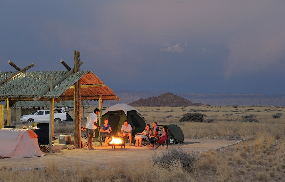 Tent (Site, no Tent provided) - Featured Image