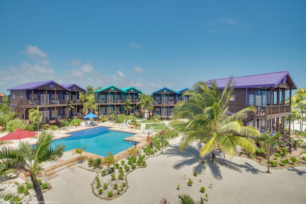 Property Grounds, X'Tan Ha - The Waterfront Resort