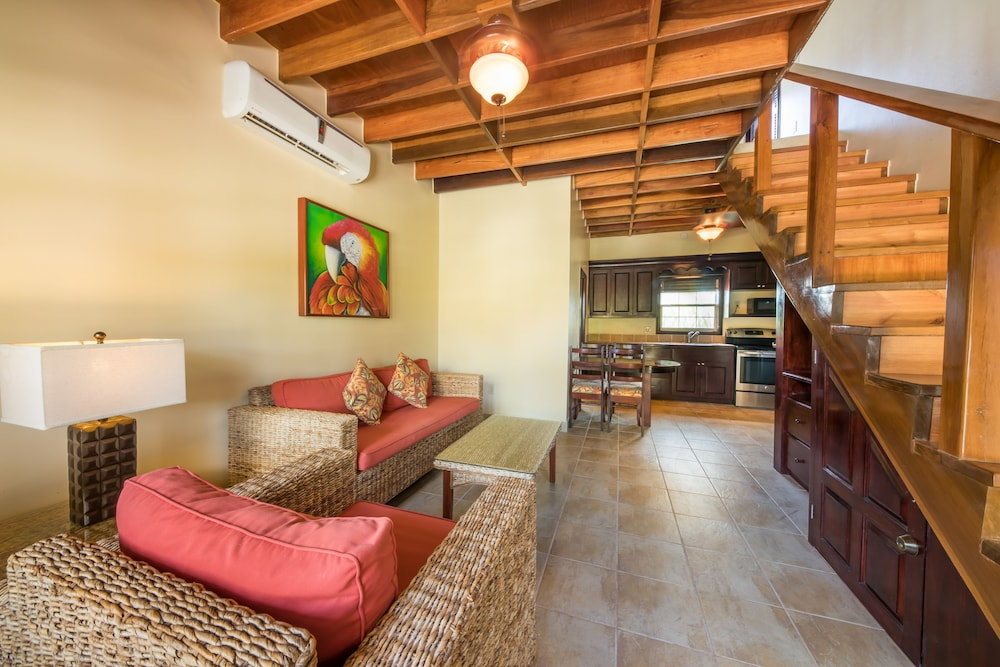 Living Area, X'Tan Ha - The Waterfront Resort