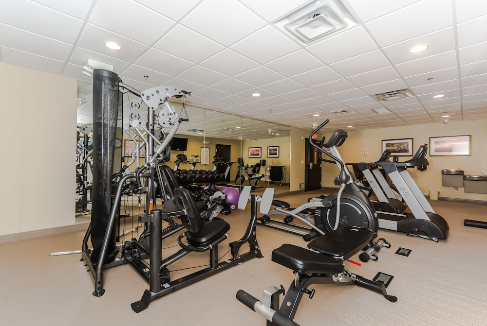 Fitness Facility, Staybridge Suites Grand Forks