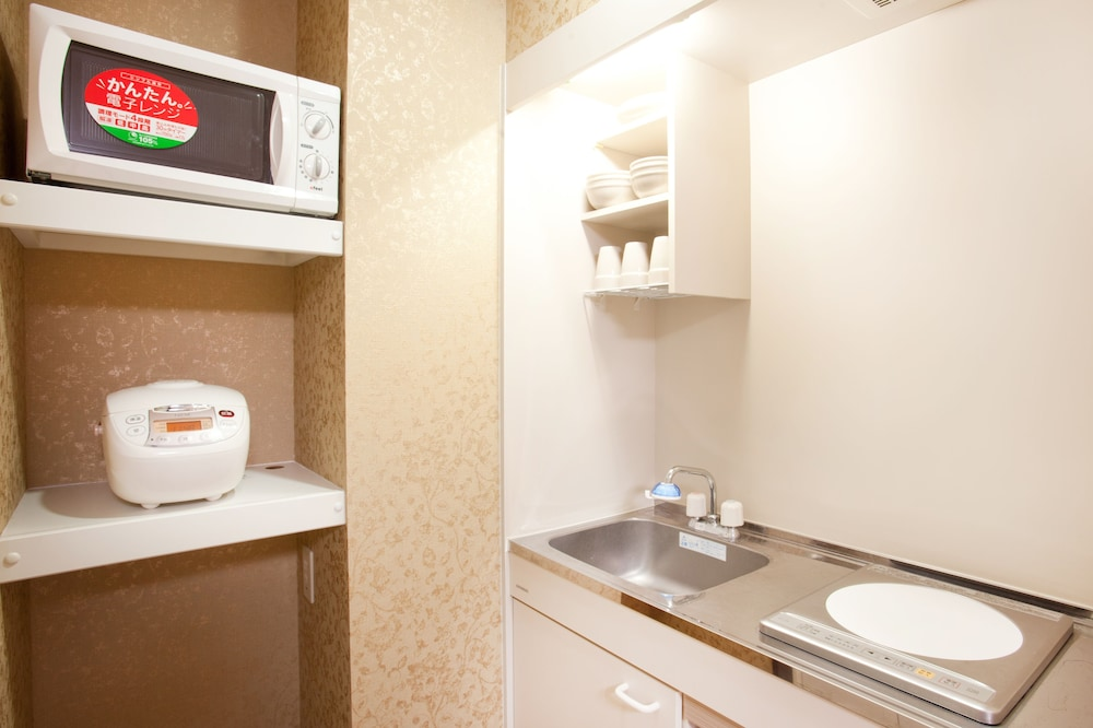 Shared Kitchen Facilities, Hotel Hanabi