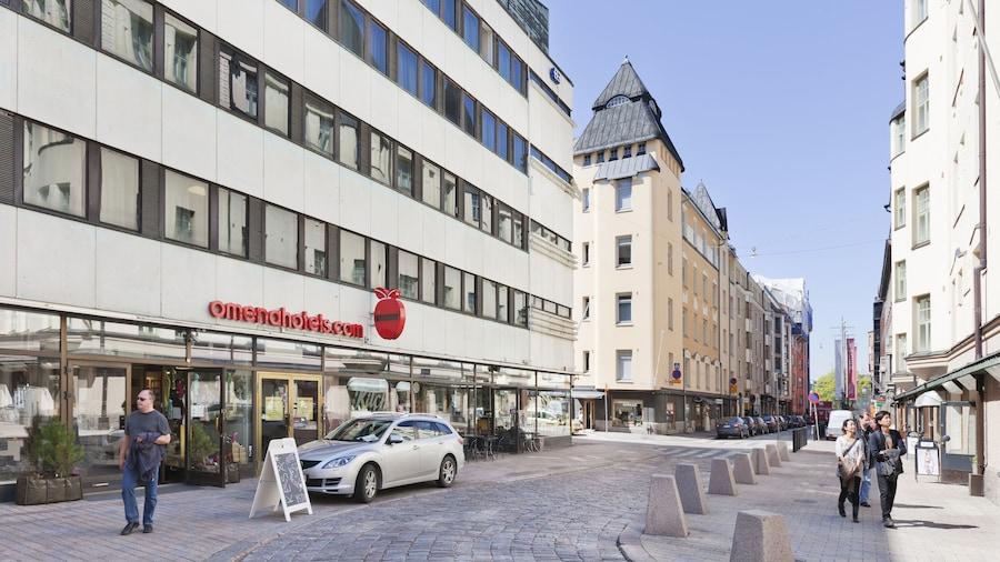 Omena Hotel Yrjonkatu