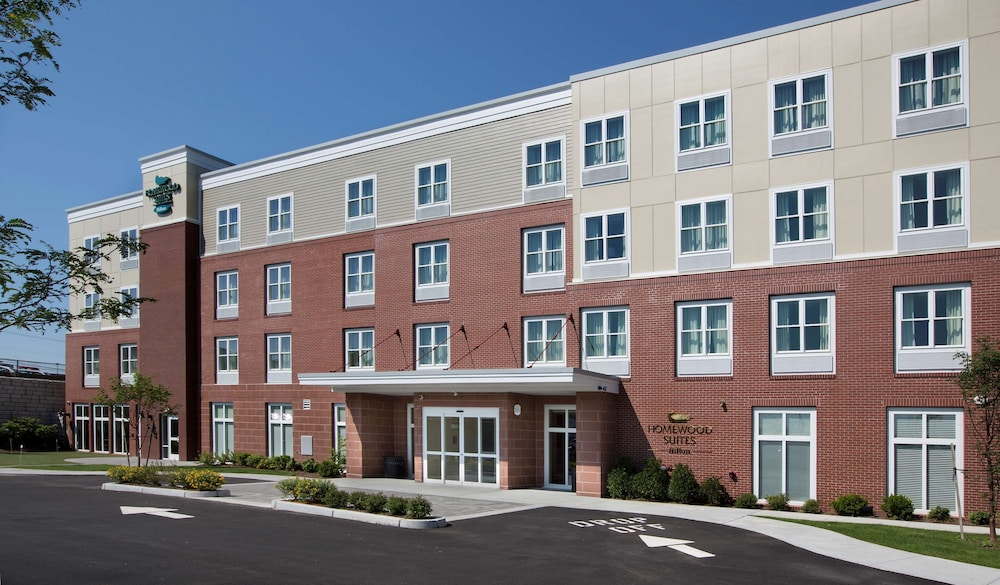 Exterior, Homewood Suites by Hilton Newport Middletown, RI
