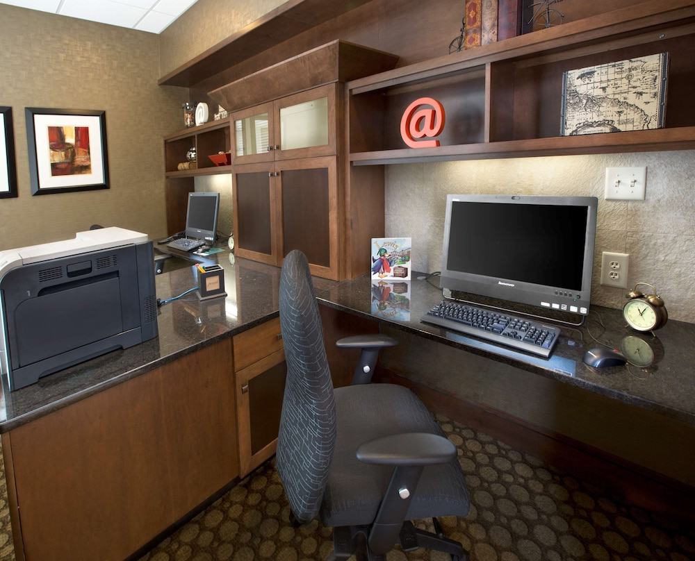 Business Center, Homewood Suites by Hilton Newport Middletown, RI