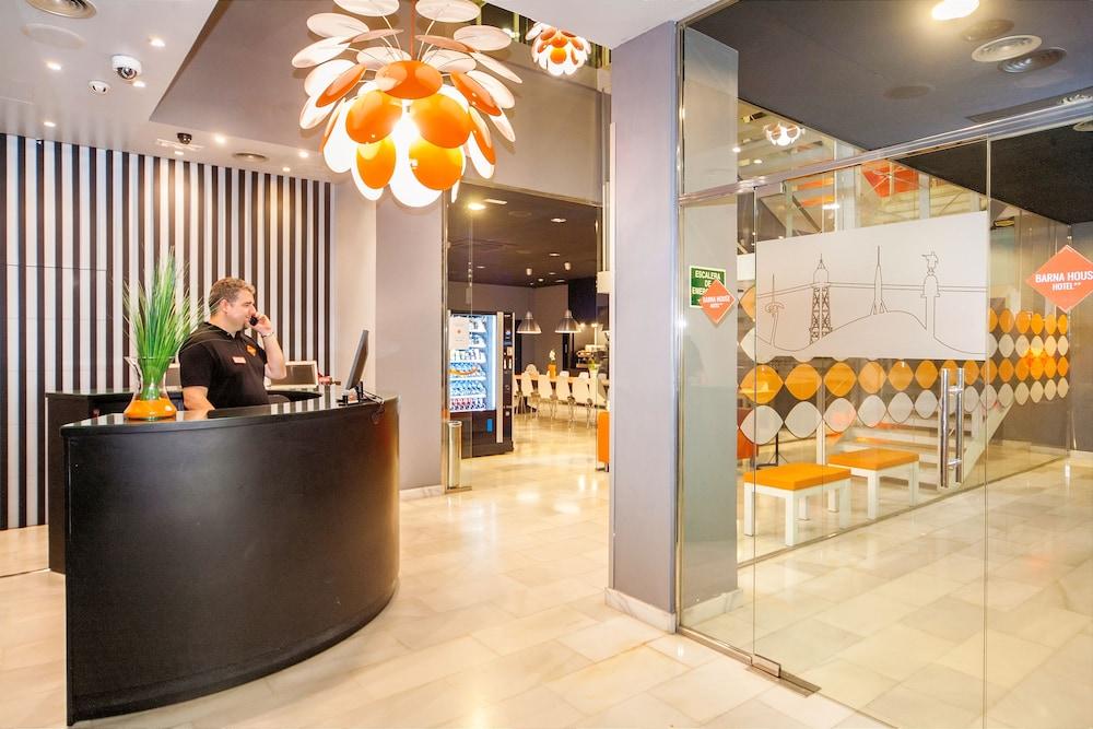 Sala Fumatori Aeroporto Barcellona : Barna house hotel barcellona spagna expedia