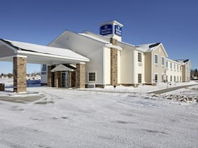 Cobblestone Inn & Suites - Harvey