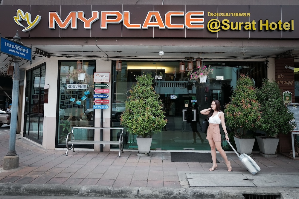 Featured Image, My Place @ Surat Hotel