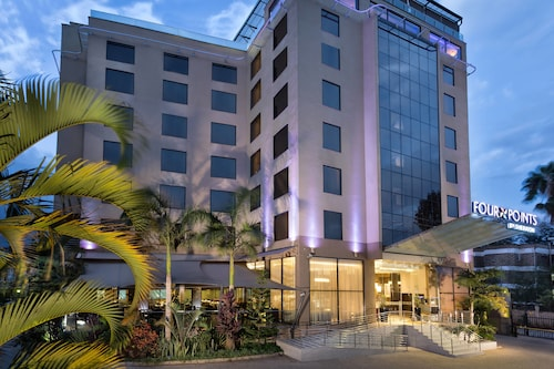 Four Points By Sheraton Nairobi Hurlingham