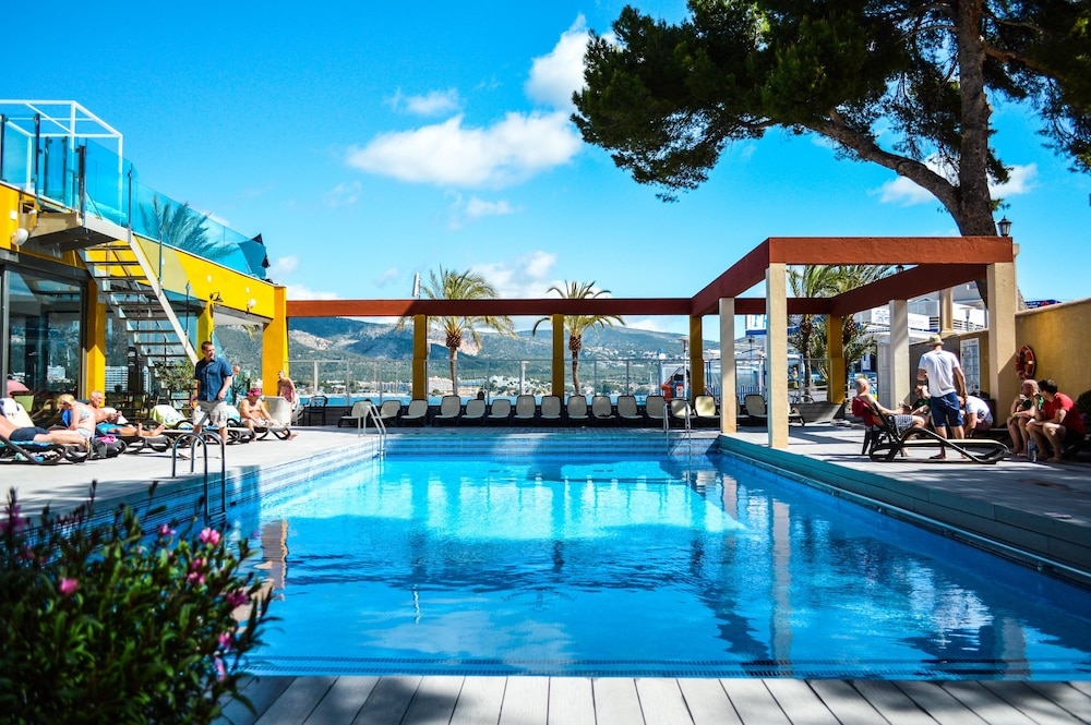 Hotel Seramar Comodoro Playa Calvia Esp Expedia