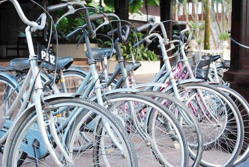 Bicycling, Anugraha Boutique Hotel