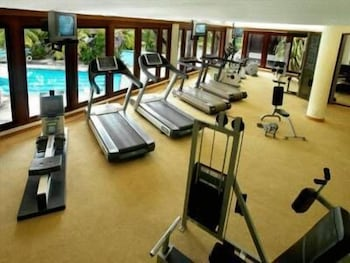 Gym, Anugraha Boutique Hotel