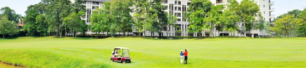 Golf, Anugraha Boutique Hotel