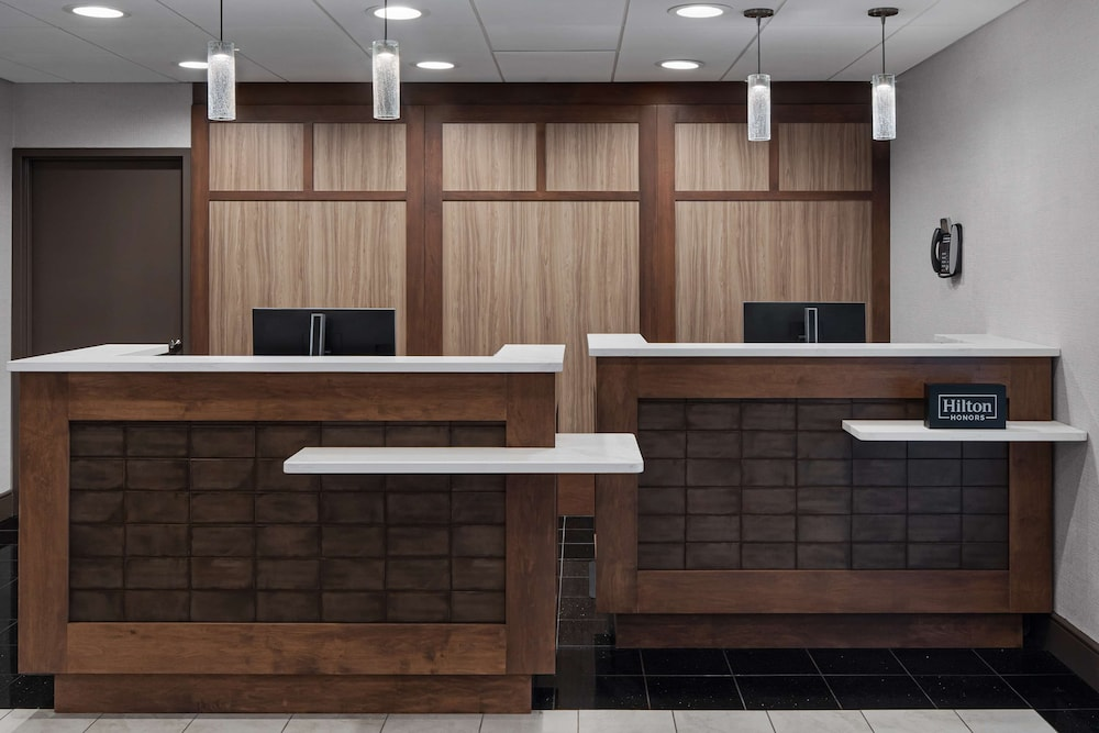 Reception, Homewood Suites by Hilton Carle Place - Garden City, NY