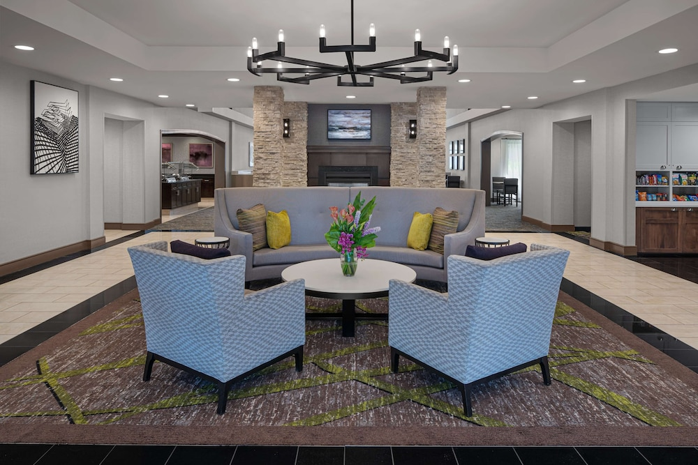 Lobby, Homewood Suites by Hilton Carle Place - Garden City, NY