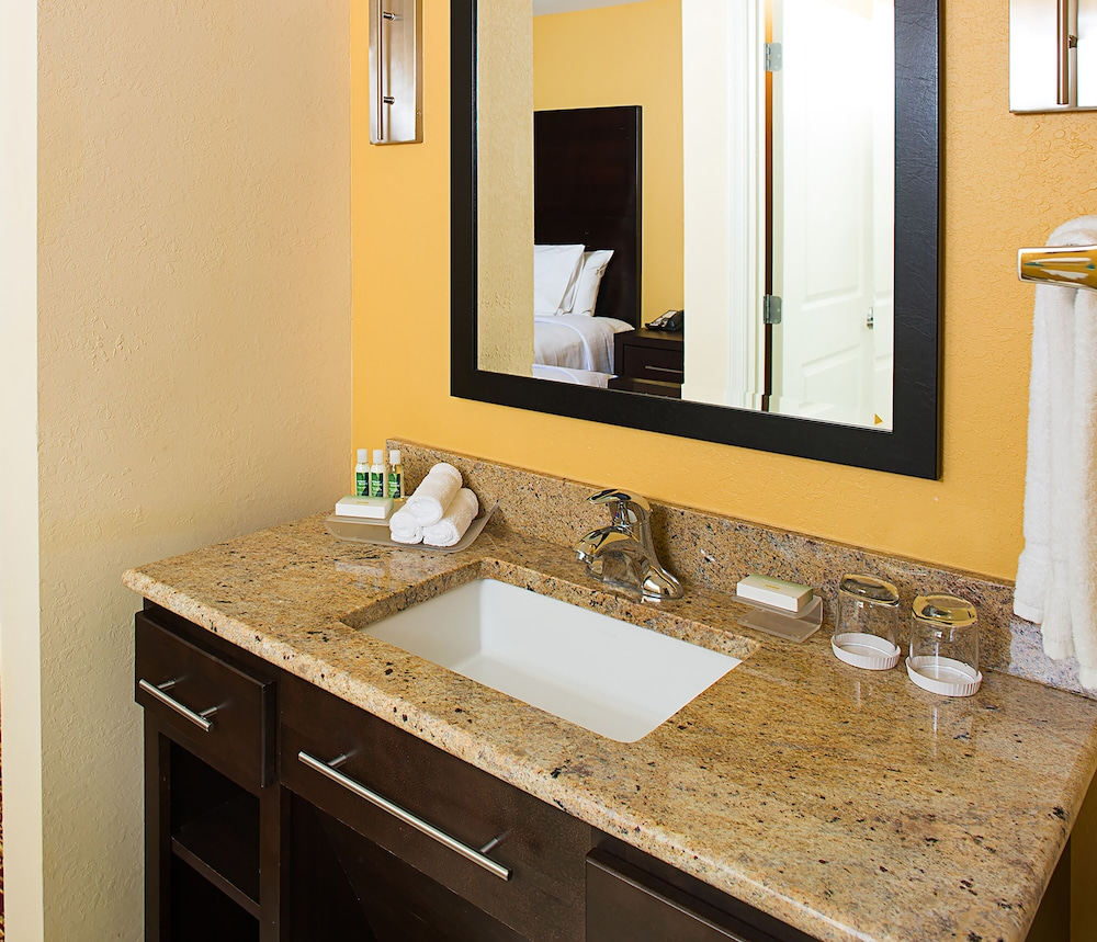 Bathroom, Homewood Suites by Hilton Carle Place - Garden City, NY