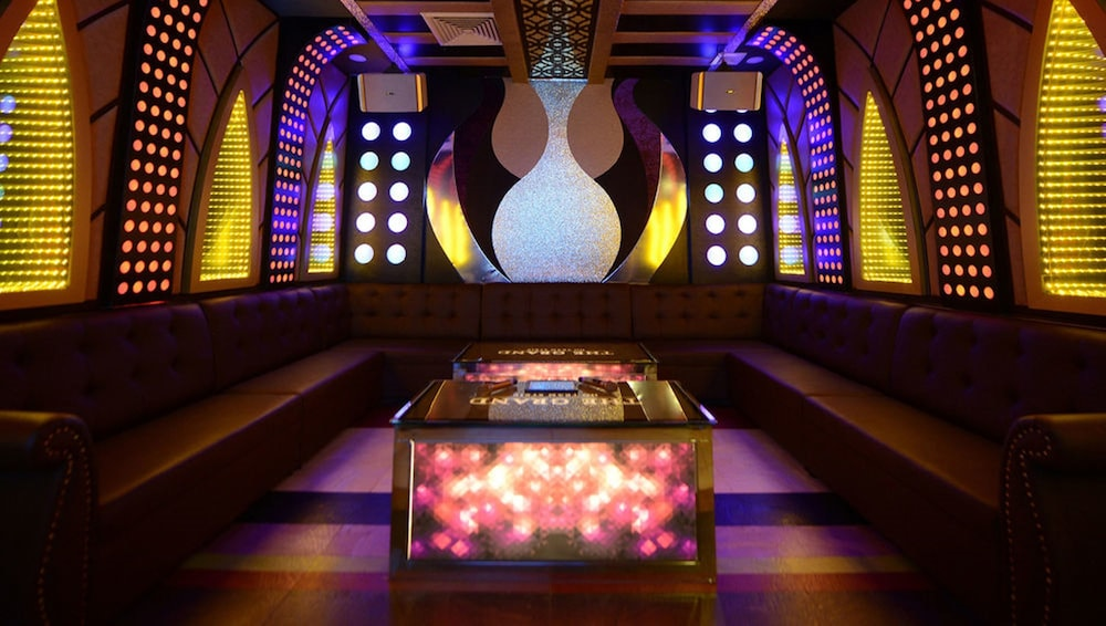 Karaoke Room, The Grand Ho Tram Resort & Casino