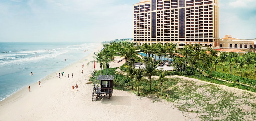 Beach, The Grand Ho Tram Resort & Casino