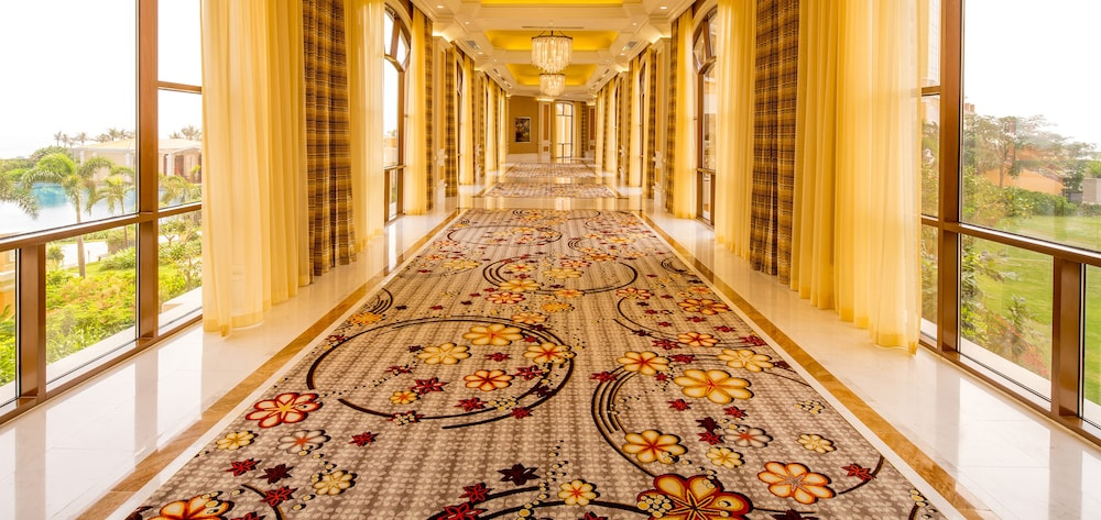 Hallway, The Grand Ho Tram Resort & Casino